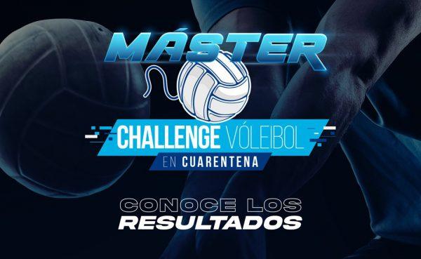 Boston College Alto Macul Campeón Master Challenge de Vóleibol en Cuarentena