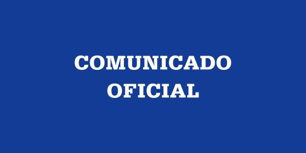 Comunicado Oficial: Colegiatura Agosto