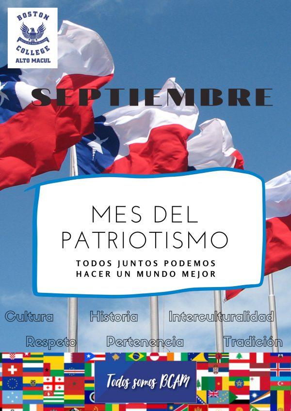 Mes del Patriotismo
