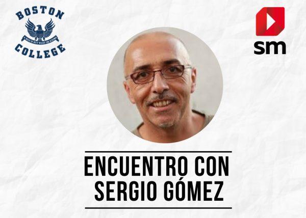 """Encuentro con el escritor Sergio Gómez """" Un viaje por la creatividad y la magia de la lectura"""