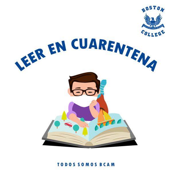 """""""5 razones de por qué la Comunidad BCAM debe leer en cuarentena"""""""