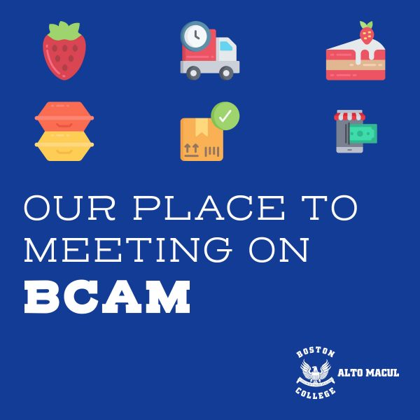 OUR MEETING PLACE ON BCAM