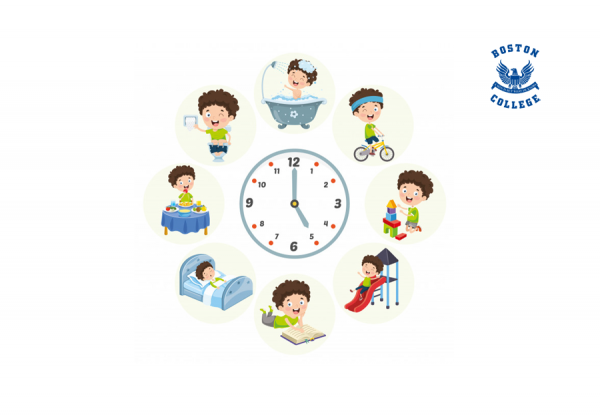 La importancia de las rutinas diarias