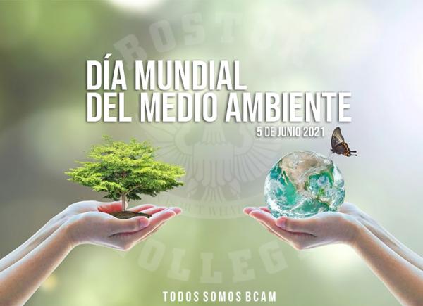 ¡Educacion Media BCAM gran compromiso con la difusión del Cuidado del Medio Ambiente!