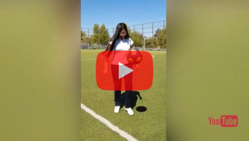 Tercer Desafío deportivo BCAM  Dominando el balón. (VIDEO)